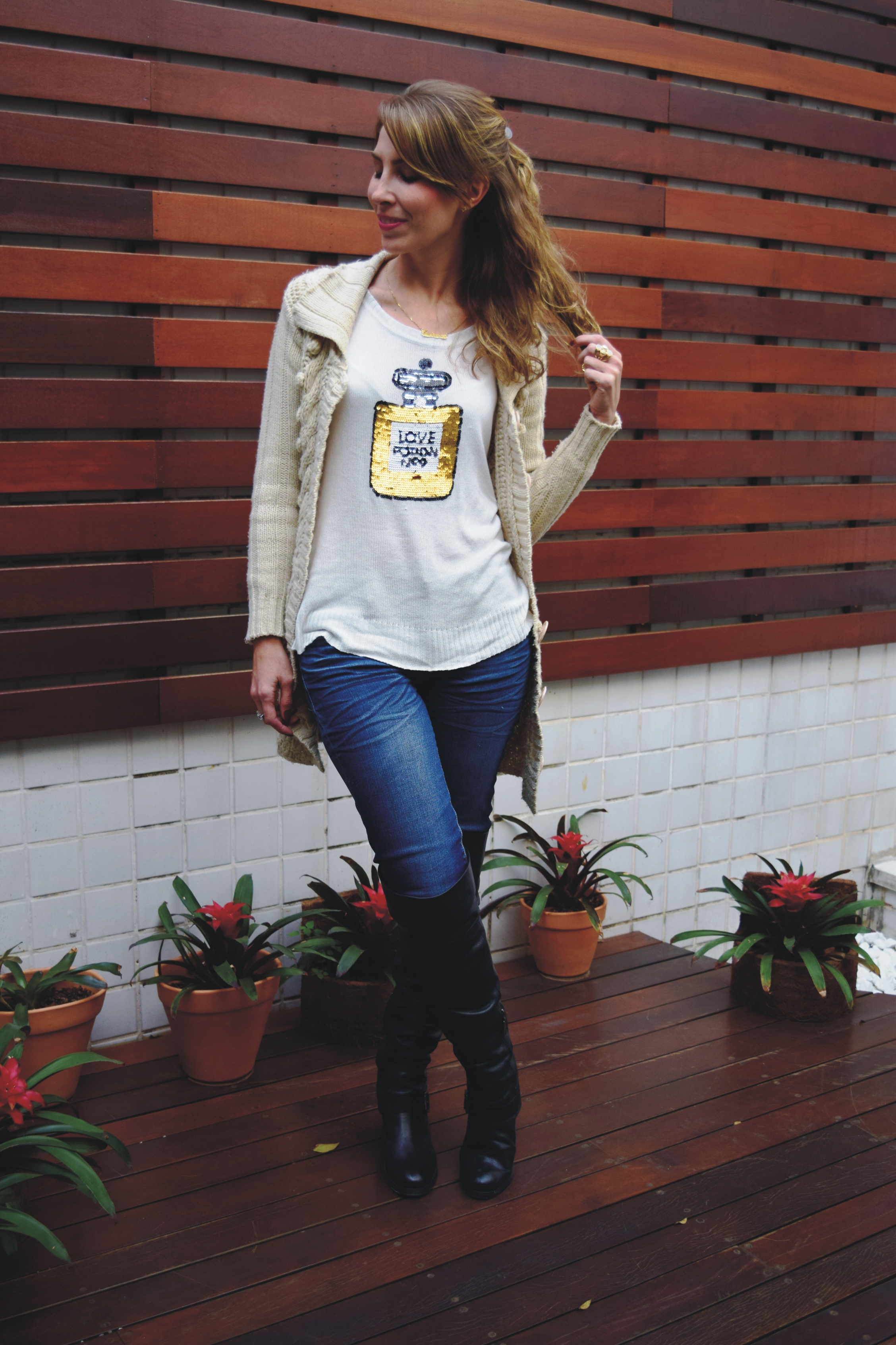 Look do dia 001 _ Arianne ribeiro