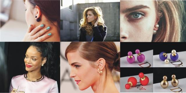 Mise en Dior _ famosas