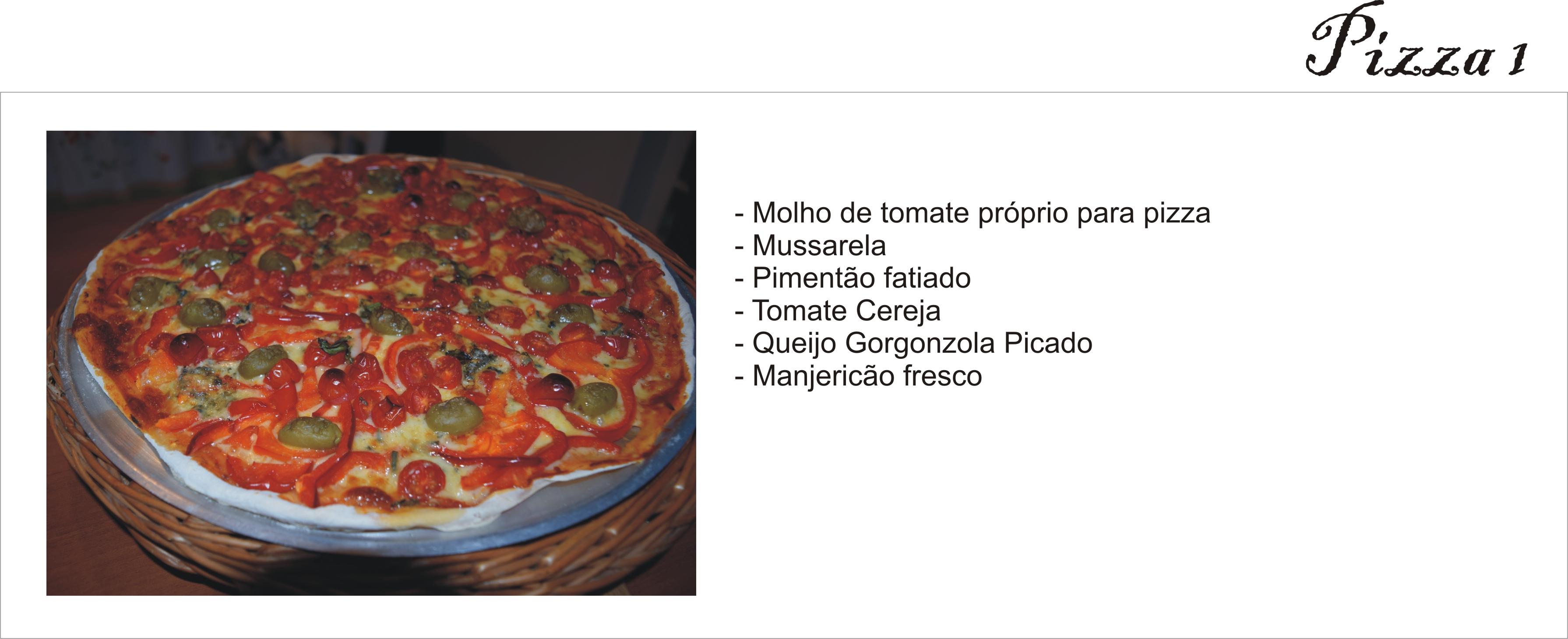 Pizza Pimentão _ Arianne Ribeiro