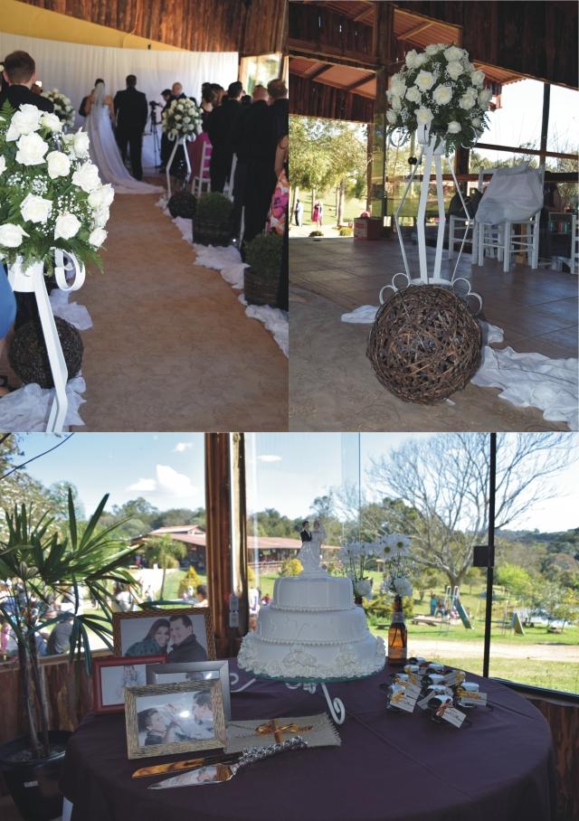 Decoração Casamento _ Arianne Ribeiro