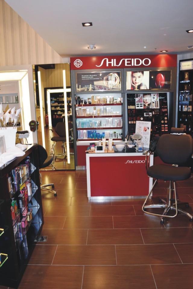 Espaço Shiseido