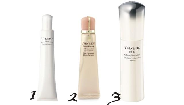 Hidratação _ Shiseido _ Arianne Ribeiro