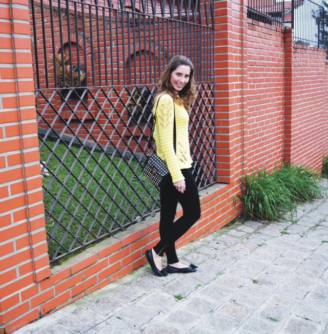 Look Trico Amarelo 003 _ Arianne Ribeiro