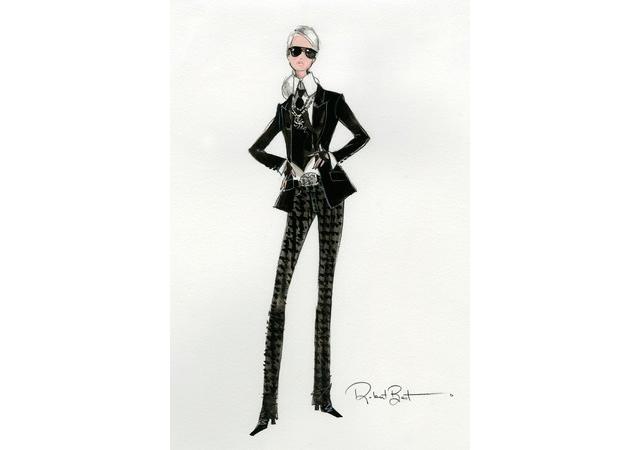 Barbie-Karl-Lagerfeld-boneca-Mattel-edicao-limitada
