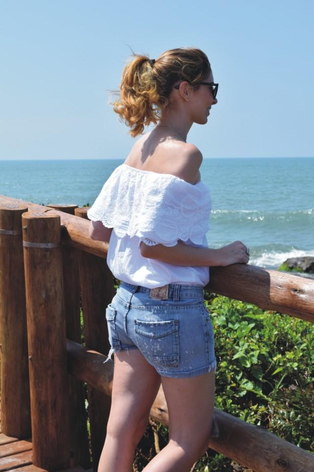 Look do dia na praia _ Arianne Ribeiro