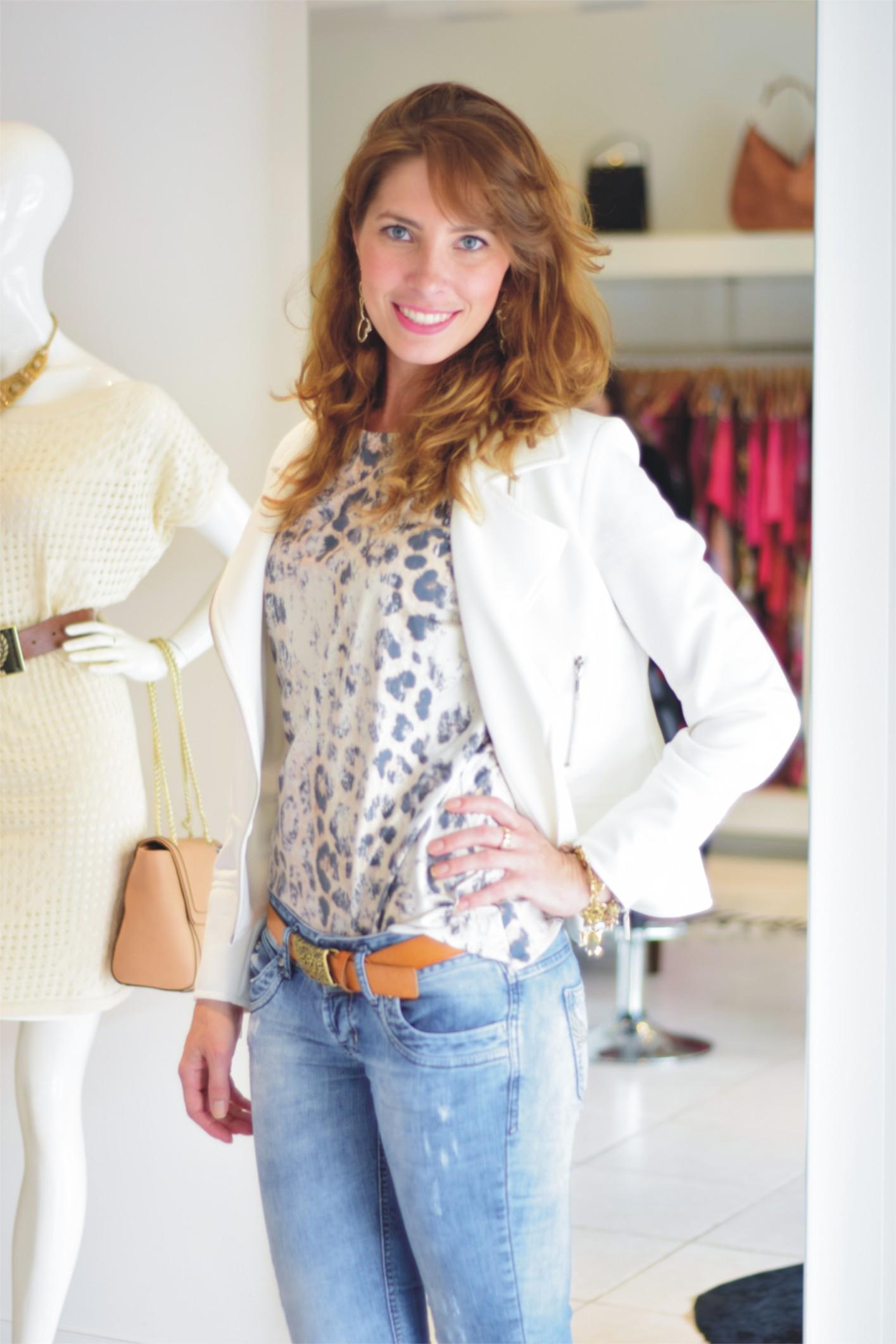 Jeans + animal print 002 _ Arianne Ribeiro