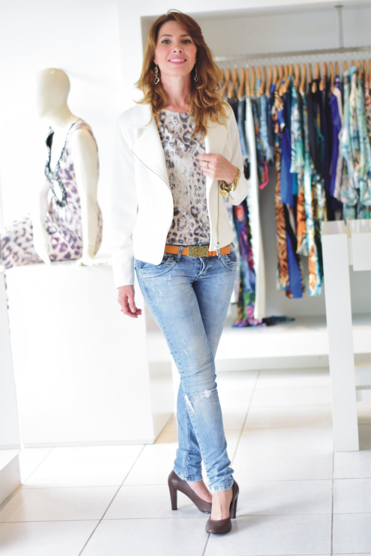 Jeans + animal print 004 _ Arianne Ribeiro