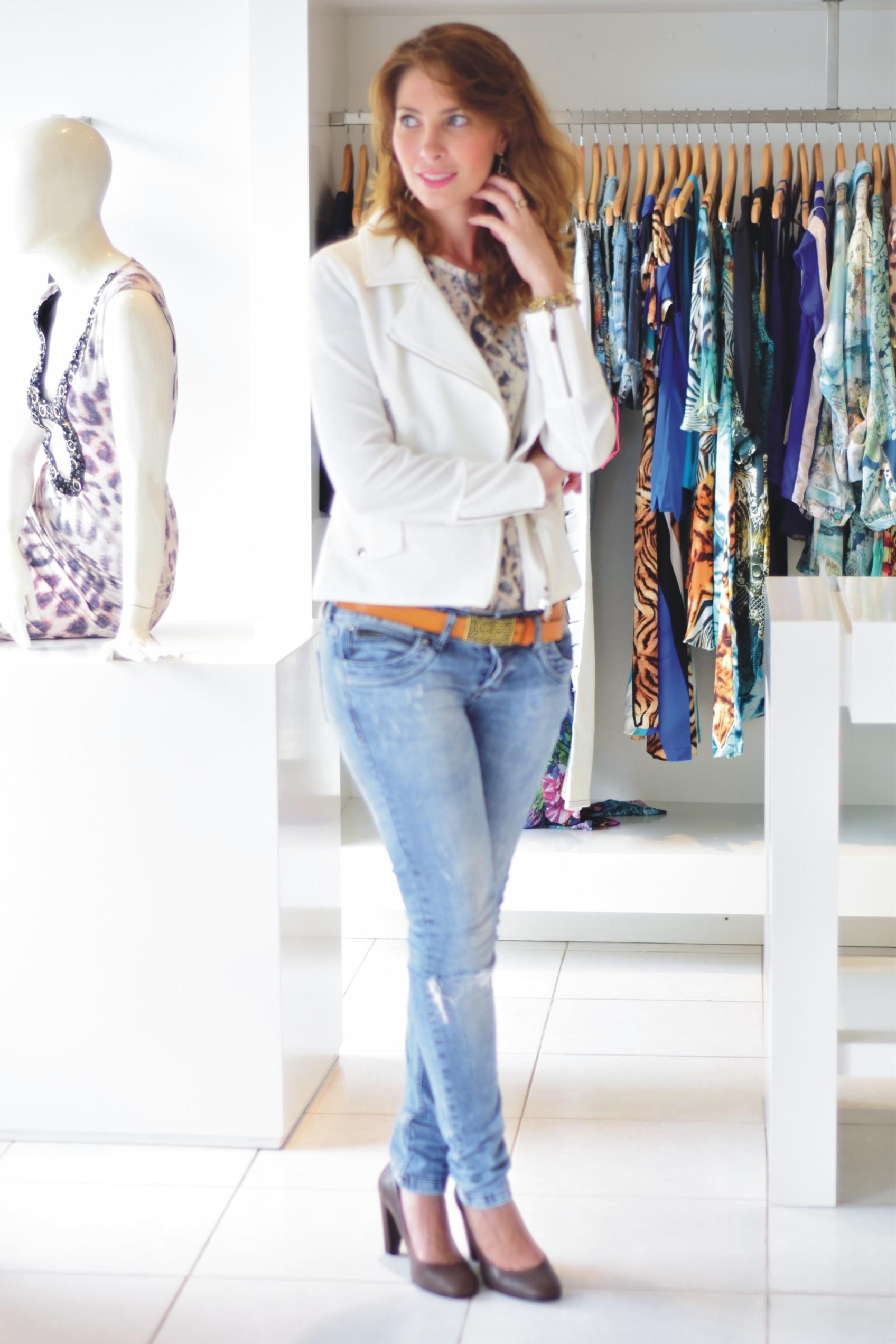 Jeans + animal print 005 _ Arianne Ribeiro