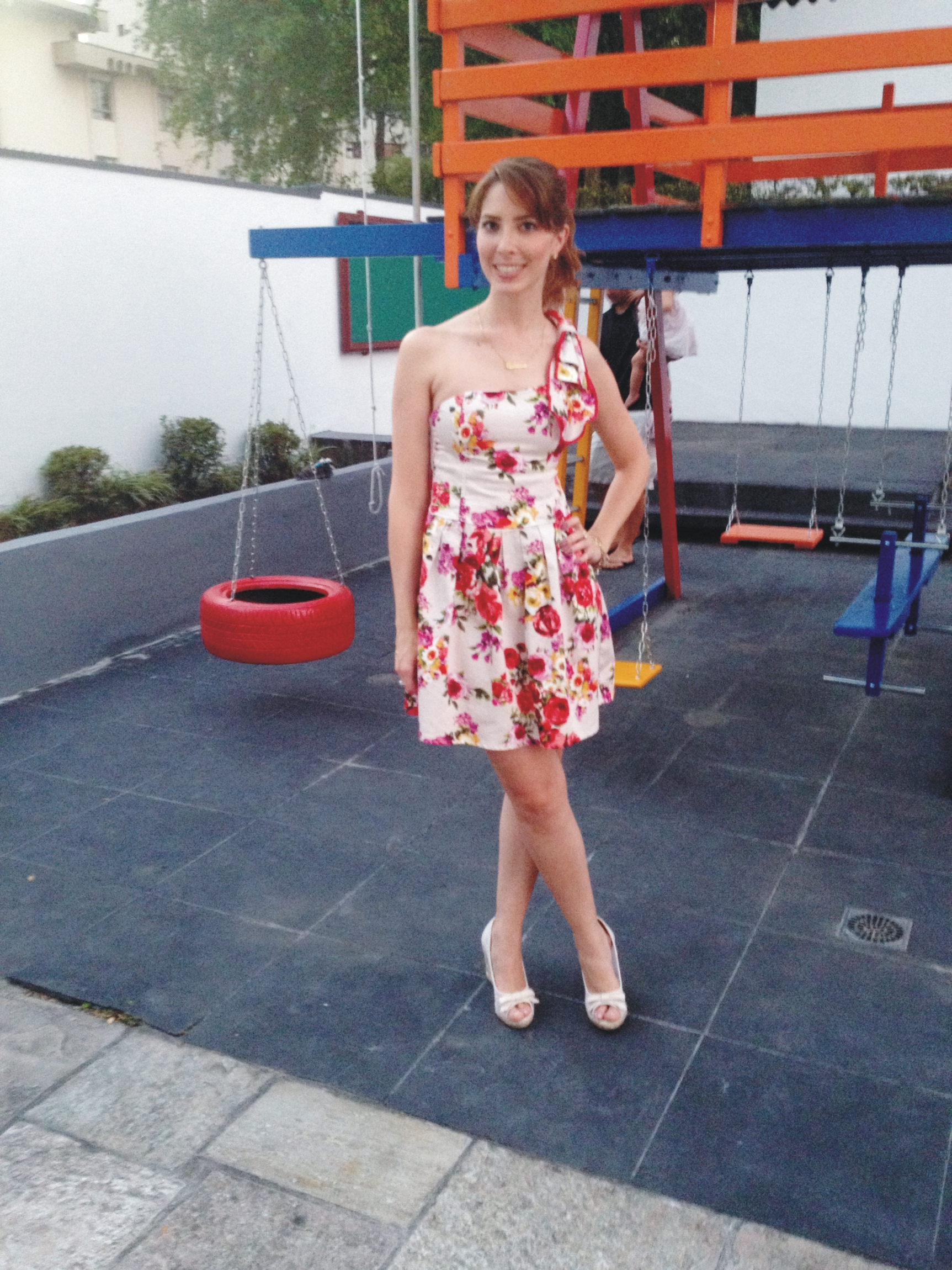 Look do dia _ Estampa _ Arianne Ribeiro