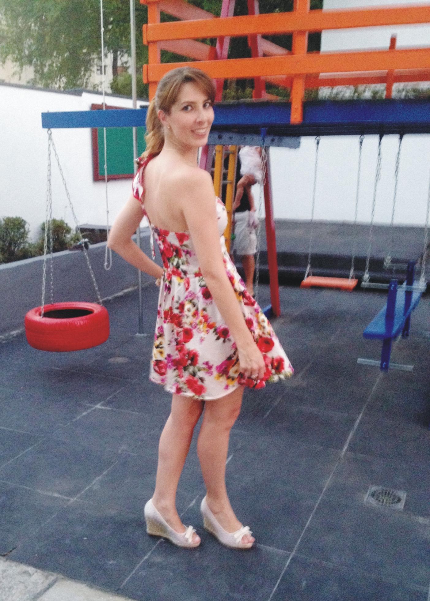 OOTD _ estampa _ Arianne Ribeiro