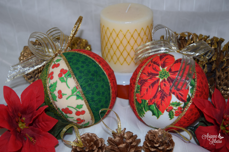 Decoração de Natal _ Arianne Ribeiro