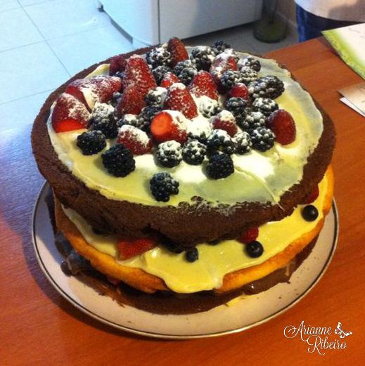 Naked Cake 001 _ Arianne Ribeiro