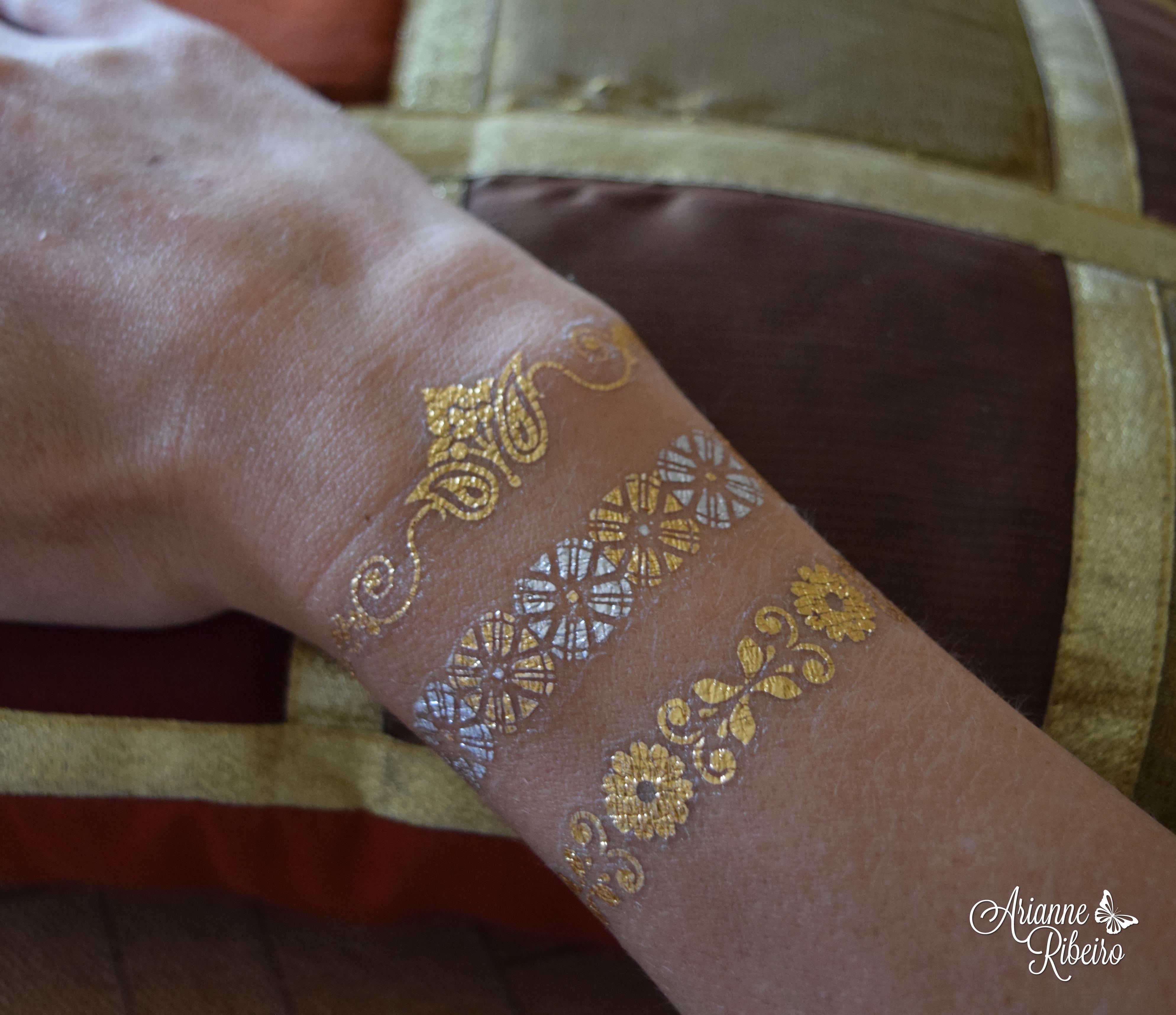 Tatto Metalica 002 _ Arianne Ribeiro