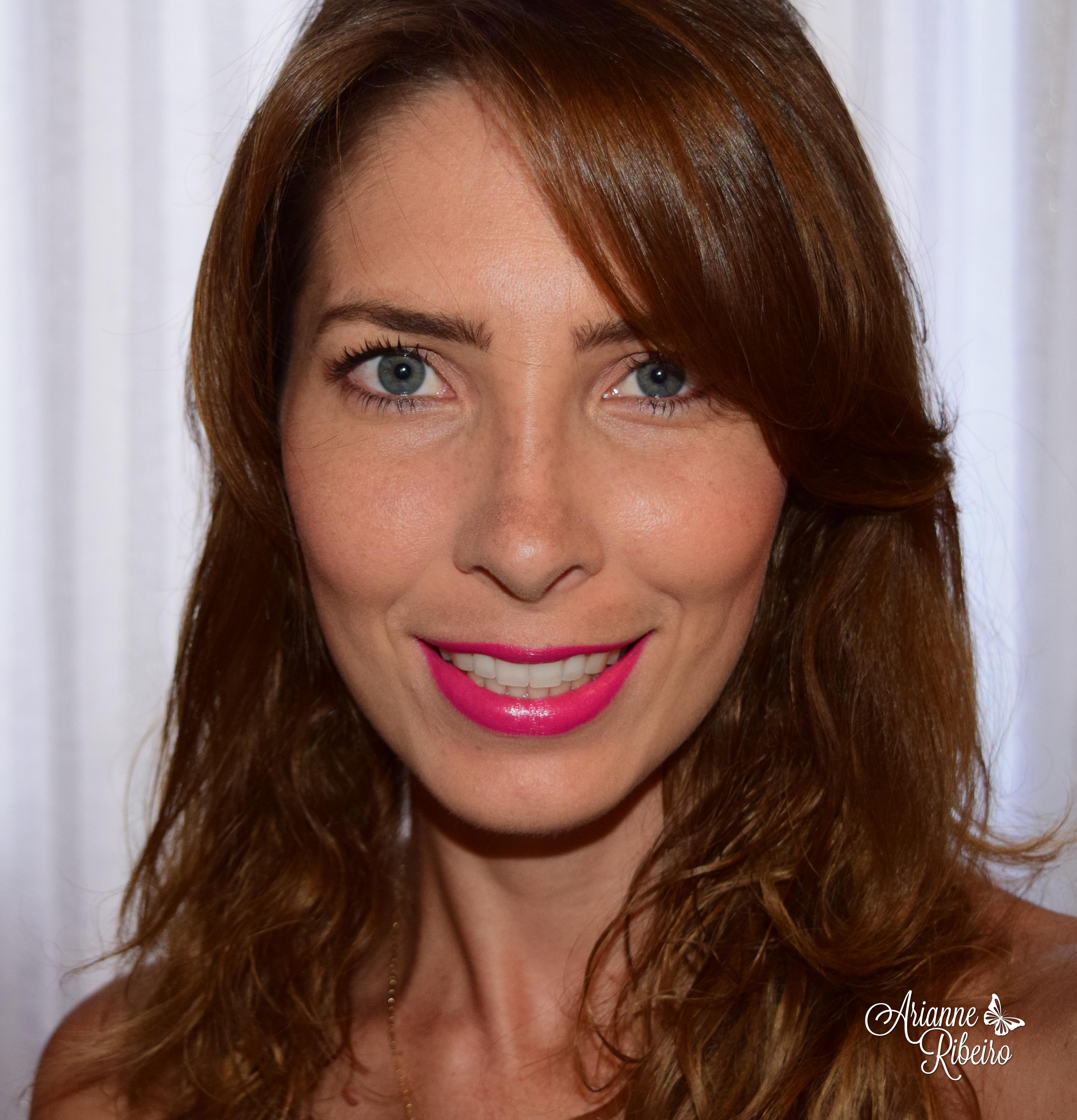 Perfect Rouge _ Shiseido _ Arianne Ribeiro