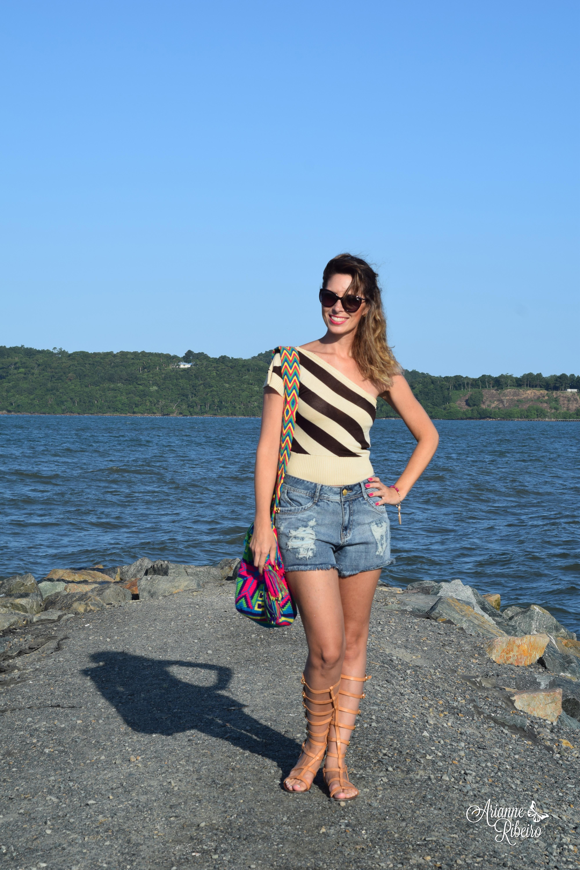 Blusa Listrada 006 _ Arianne Ribeiro