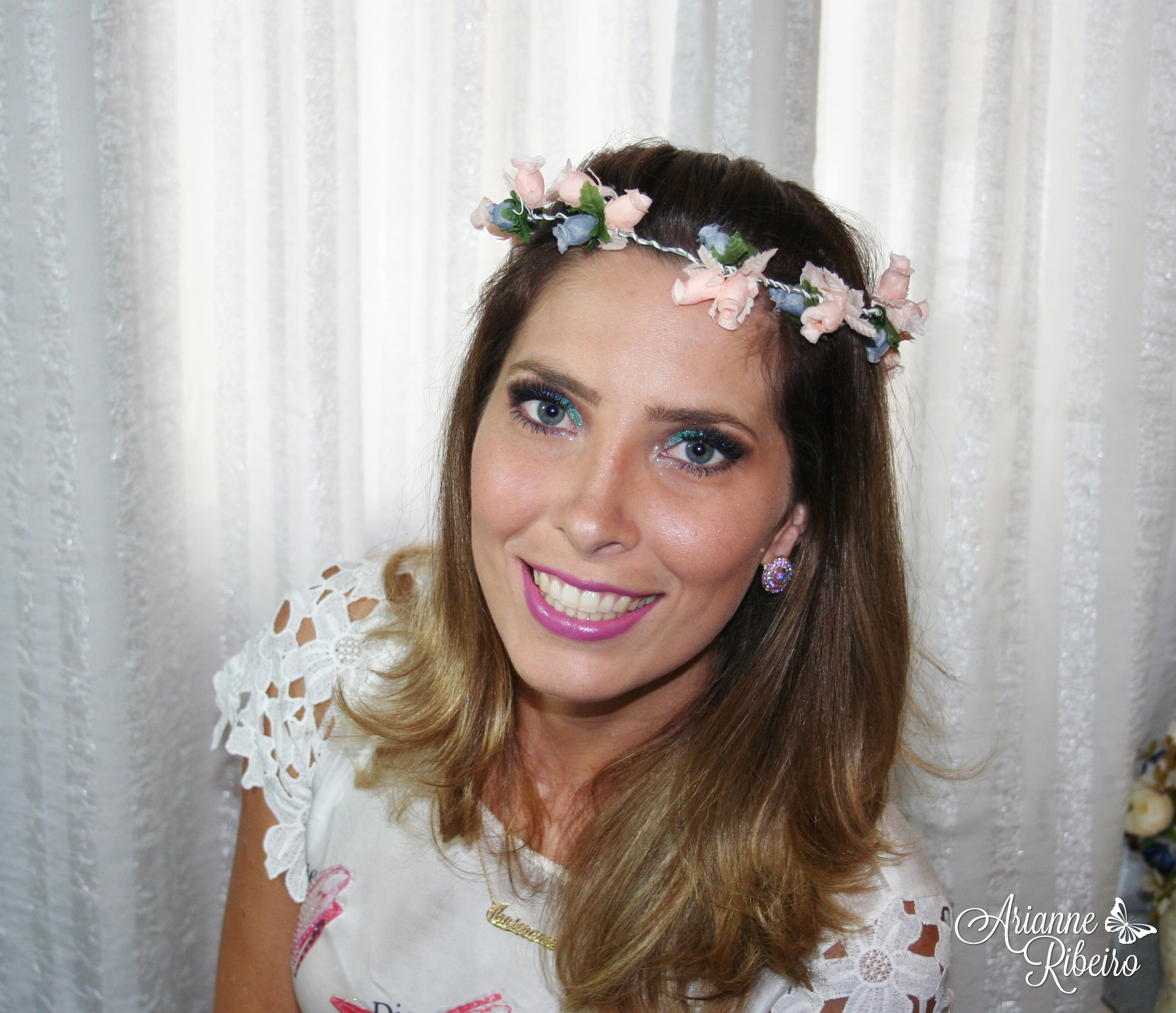 Make de Carnaval 005 _ Arianne Ribeiro