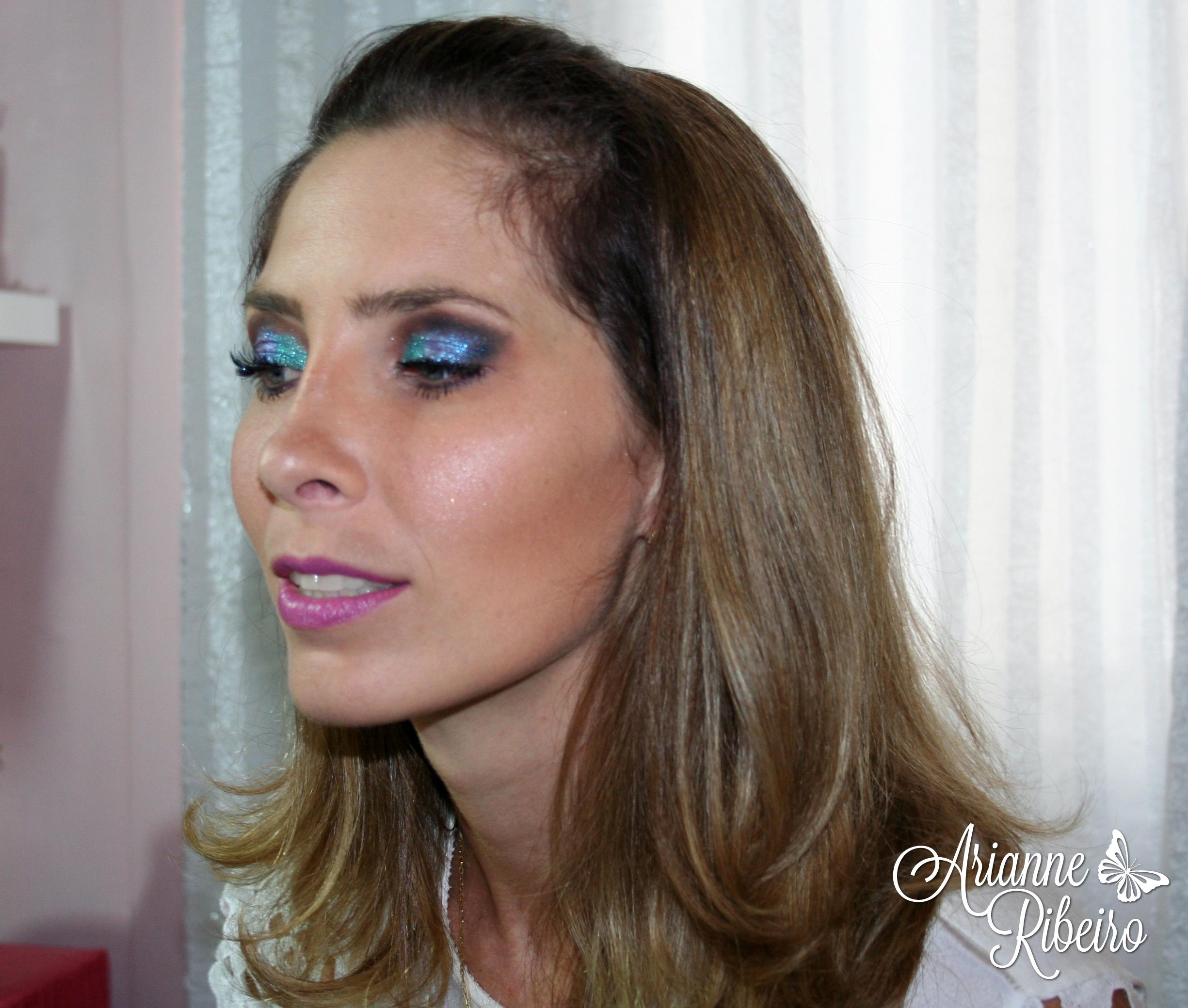 Make de Carnaval _ Arianne Ribeiro