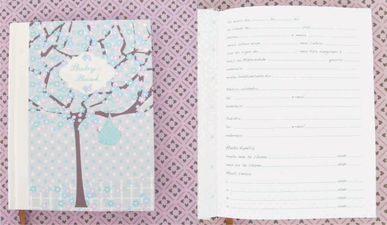 Caderno Mamadas na Regali Per La Casa