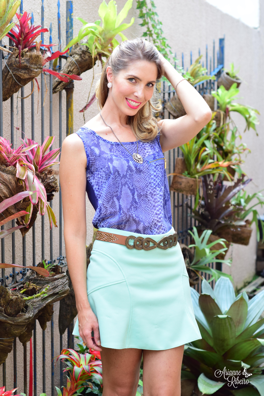 Look azul 001 _ Arianne Ribeiro