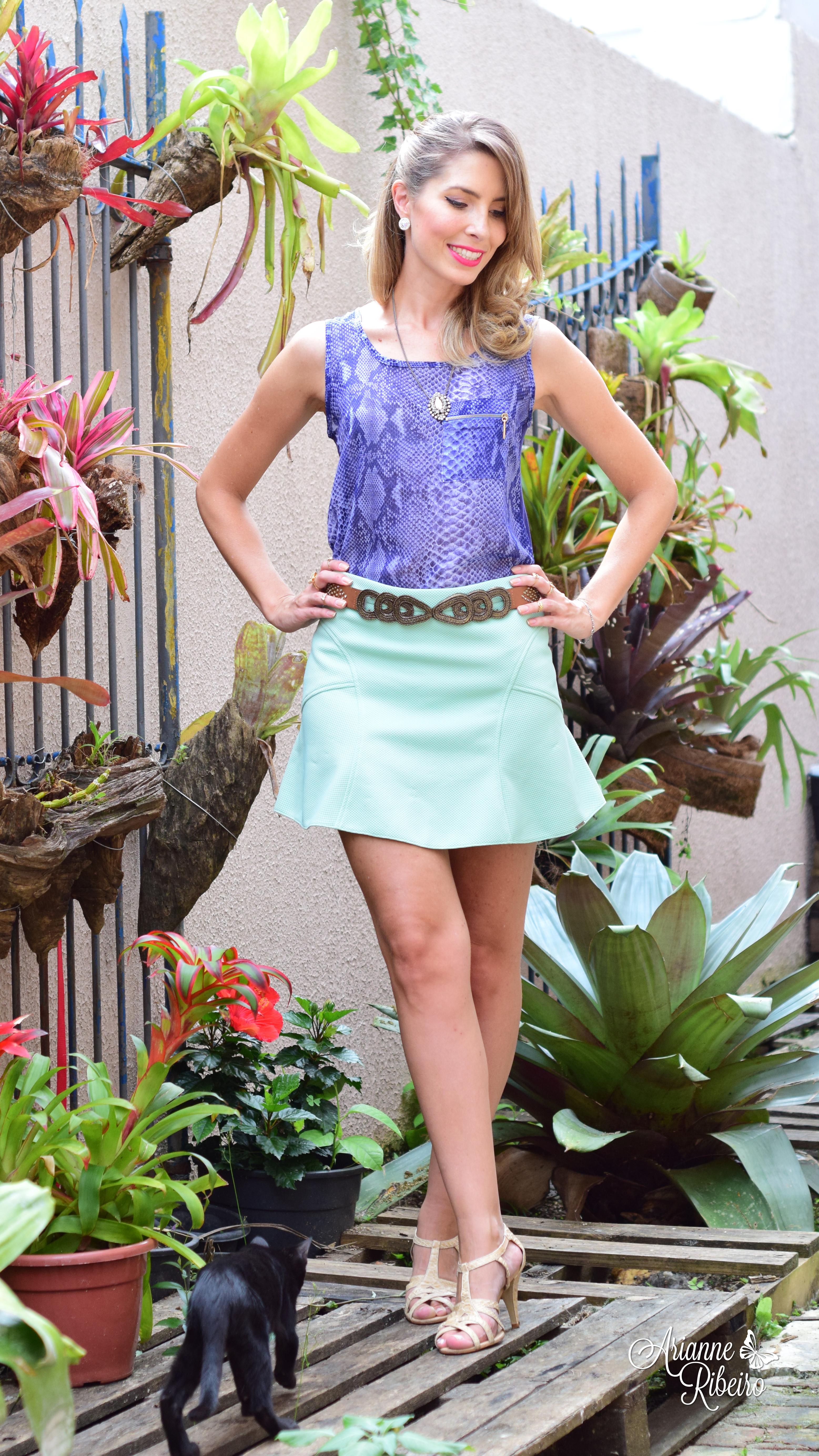 Look Azul 006 _ Arianne Ribeiro