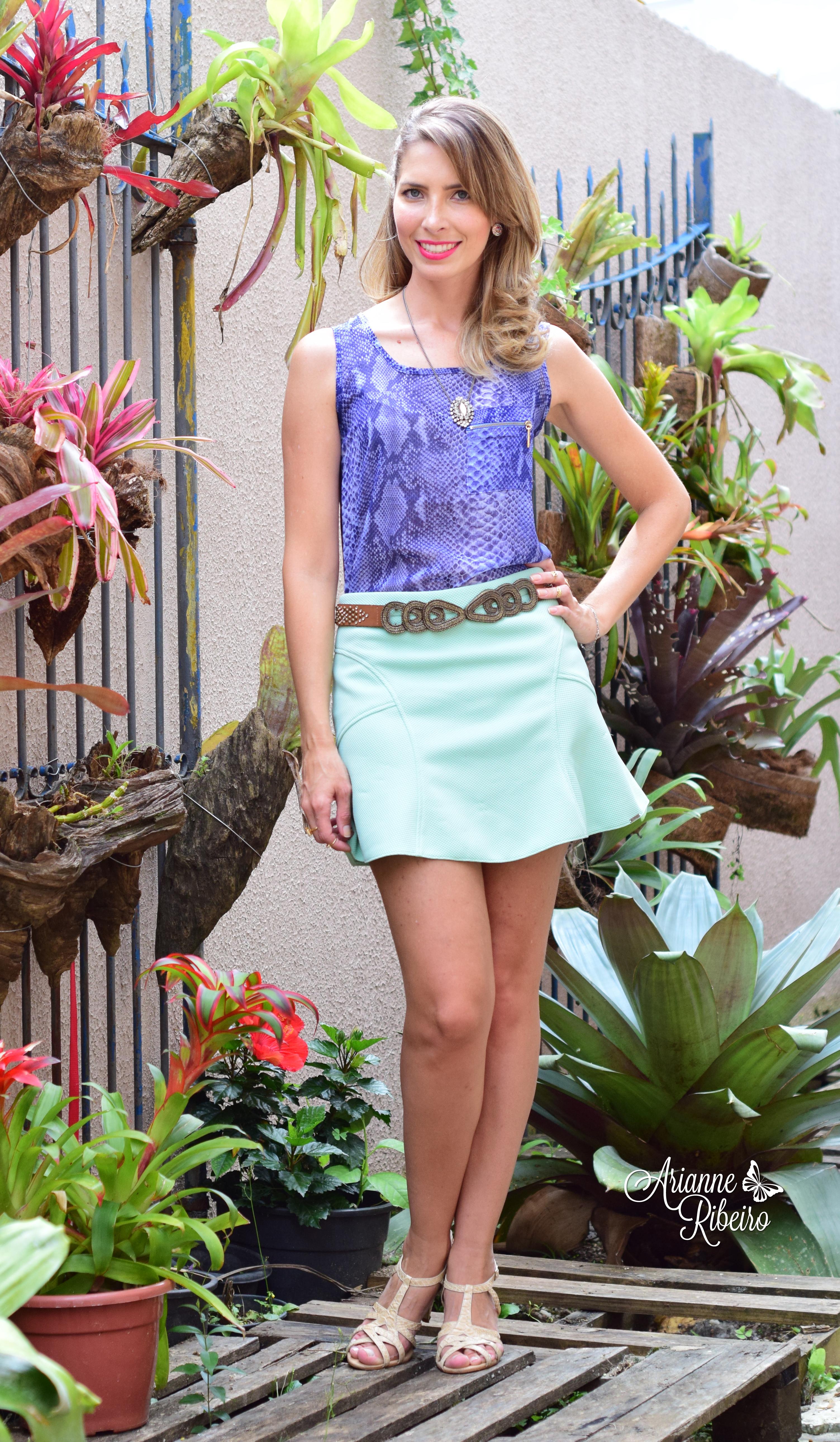 Look Azul 007 _ Arianne Ribeiro