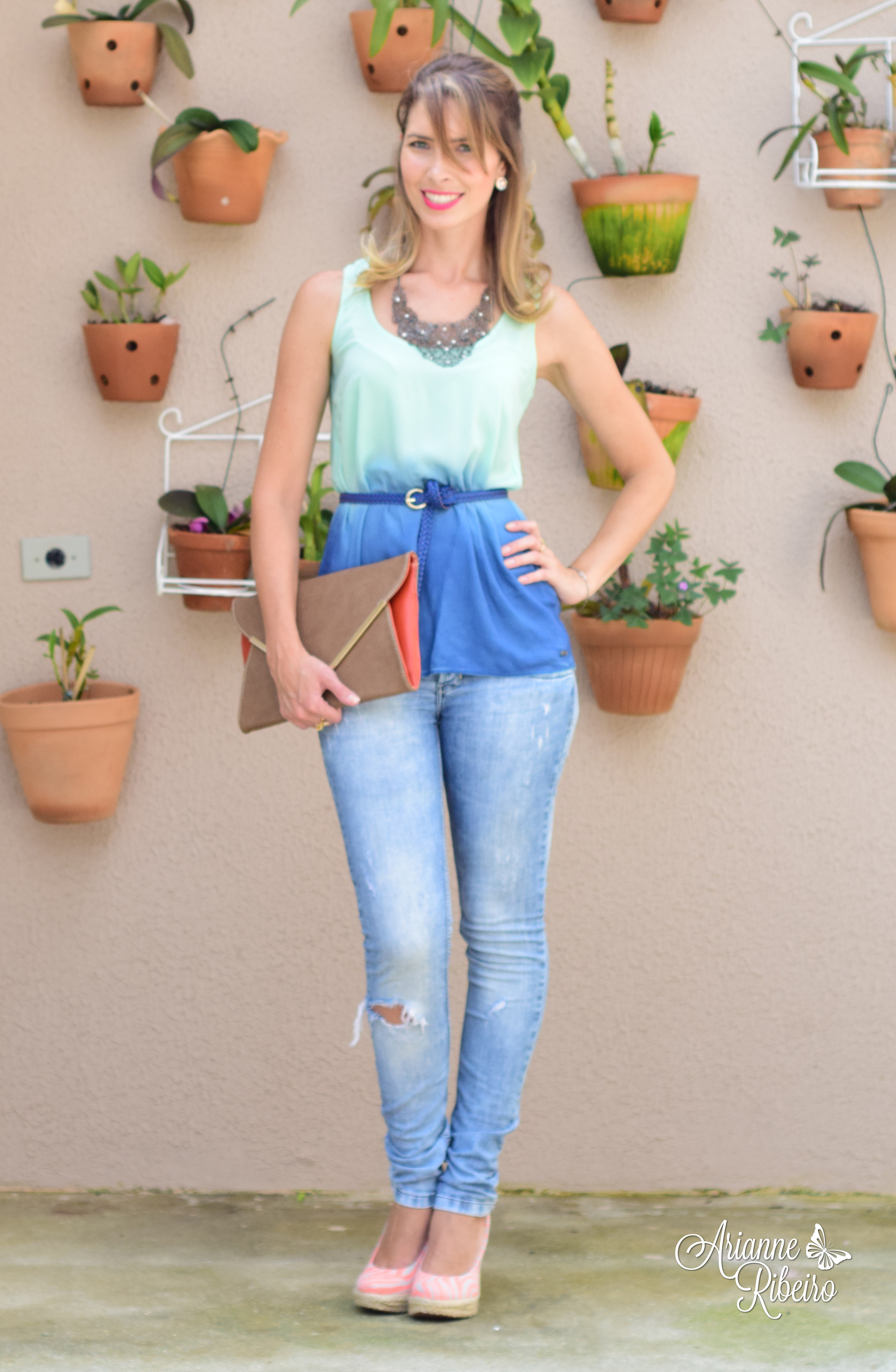 Look do dia 004 _ Arianne Ribeiro