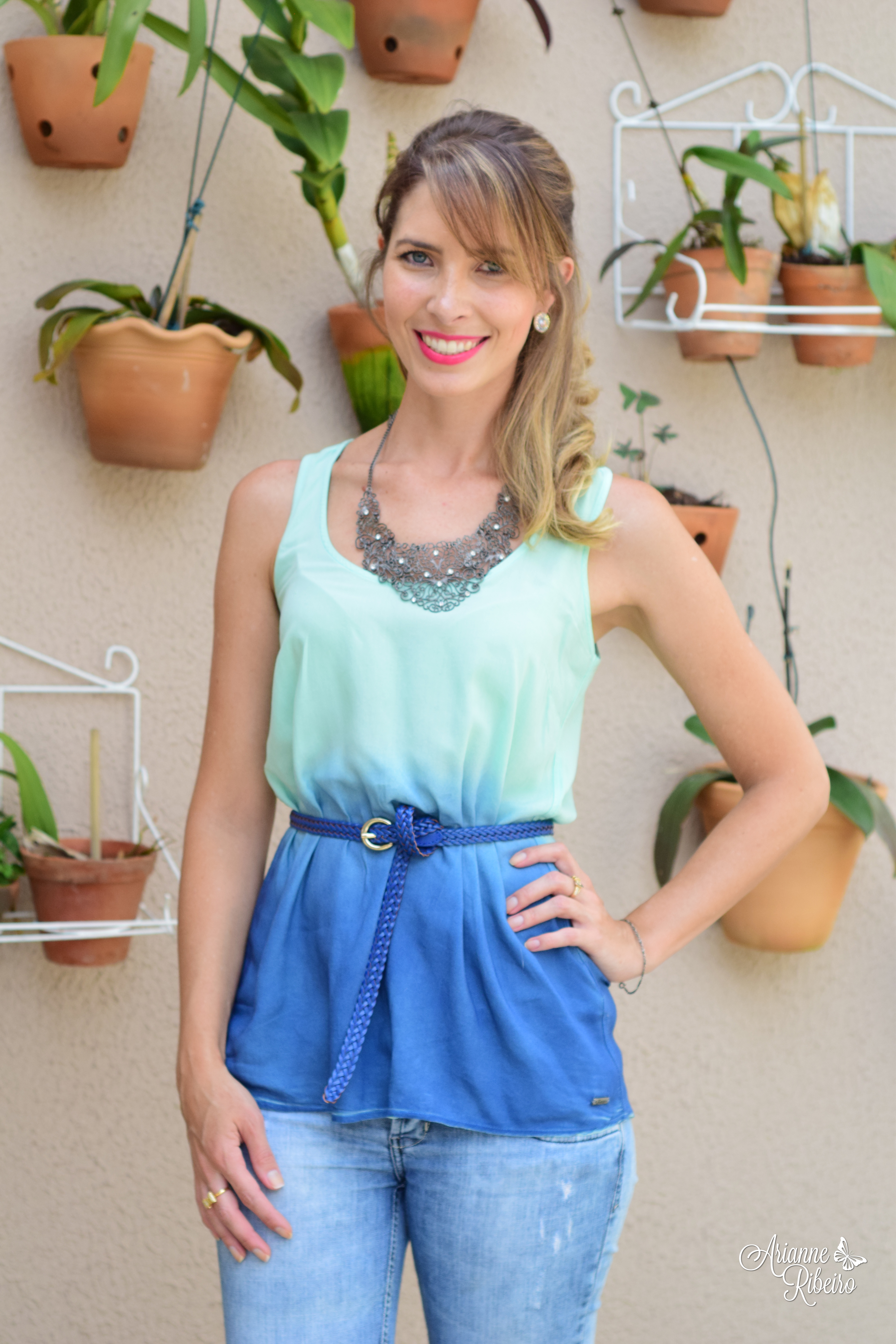 Look do dia _ Arianne Ribeiro