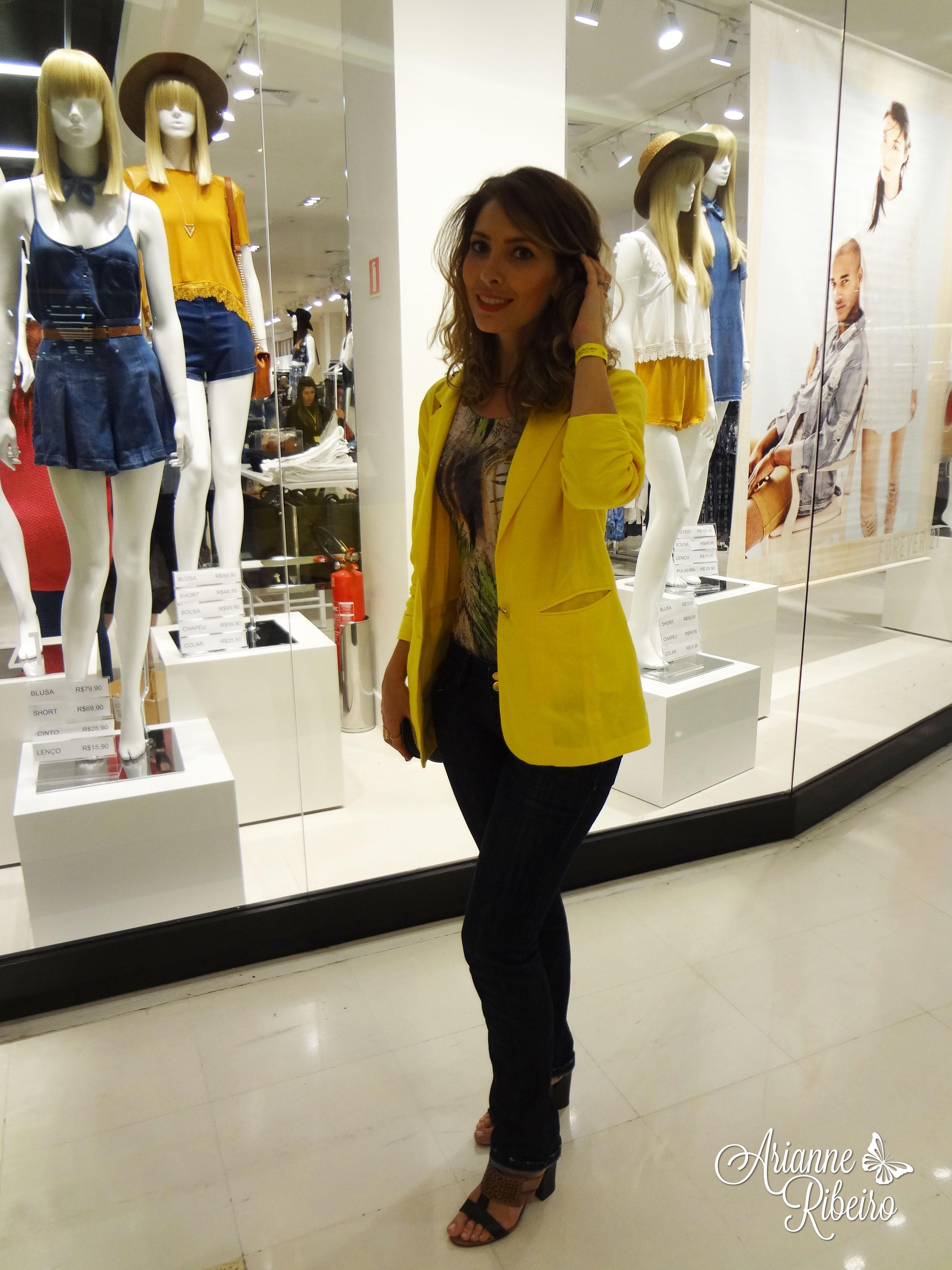 blazer amarelo 004