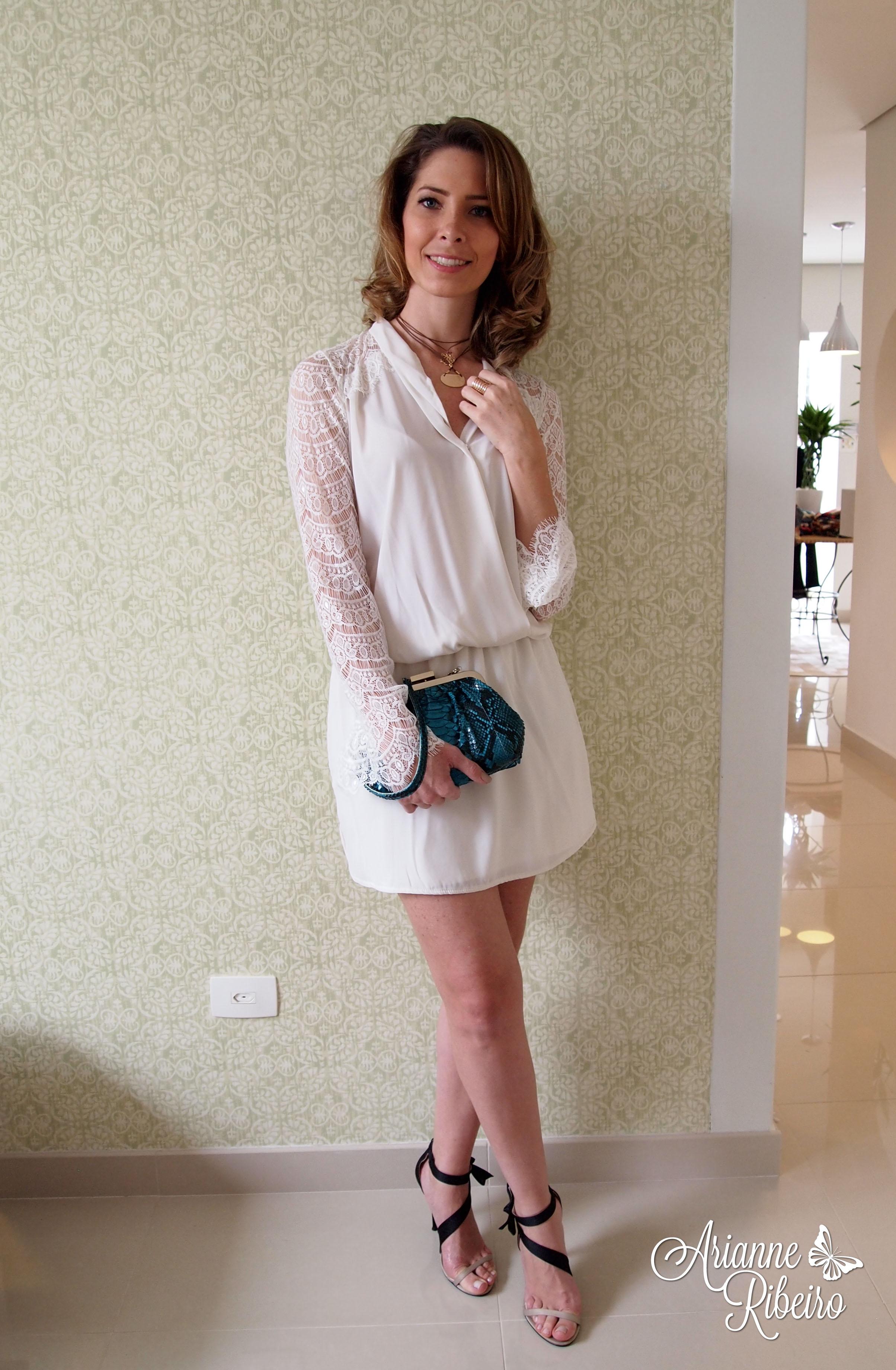 Vestido Branco 002